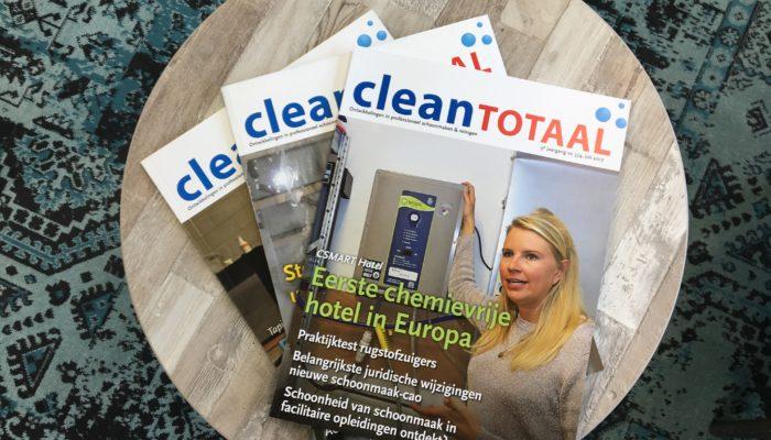 Clean Totaal mediapartner Schoonmaak Vakdagen