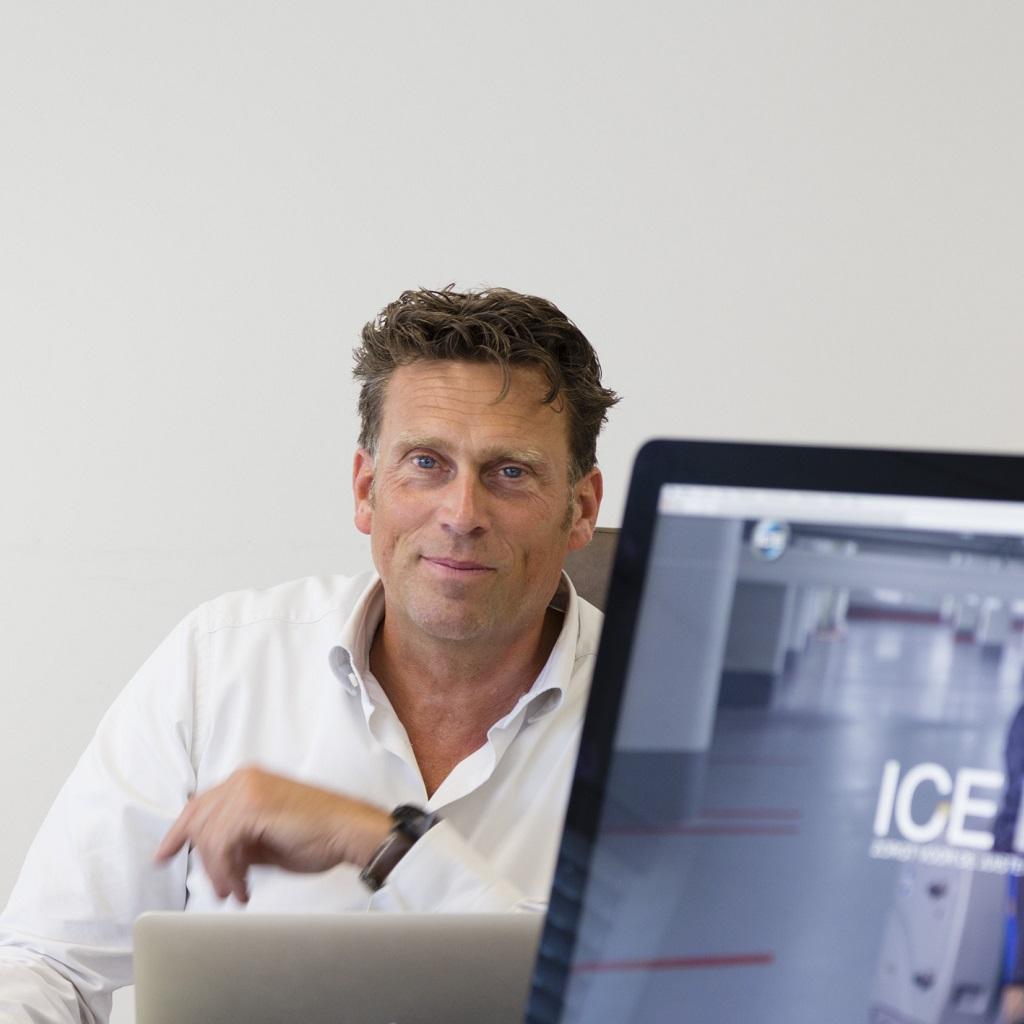 Ice, Rob Stokkel Marketing Director Schoonmaak Vakdagen