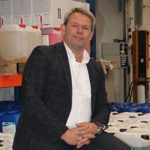 """Guus Ploeger, commercieel directeur Militex: """""""