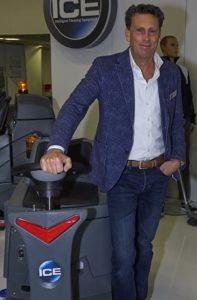Rob Stokkel ICE Benelux Schoonmaak Vakdagen
