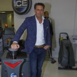 Rob Stokkel ICE Benelux Schoonmaak Vakdagen 2019