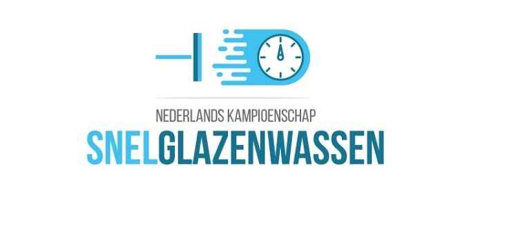 NK SnelGlazenwassen zoekt de snelste glazenwasser van Nederland